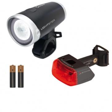 Sigma Lightster LED + Cuberider Set