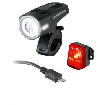 Sigma Lightster USB + Nugget Lighting Set - Black