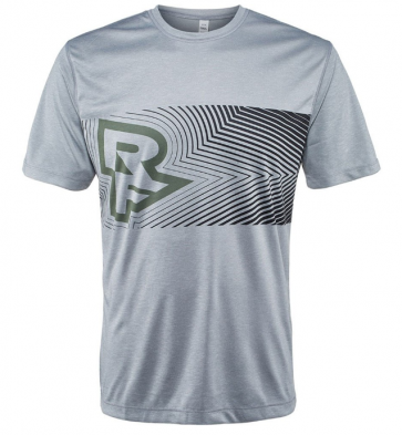 Race Face Trigger Short Sleeve Jersy Grey-hunter