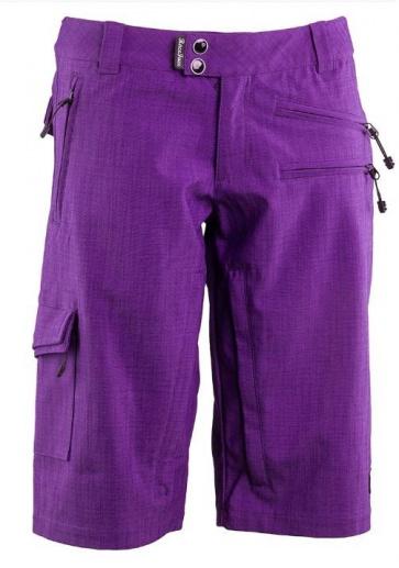 Race Face Women Khyber Shorts Grape