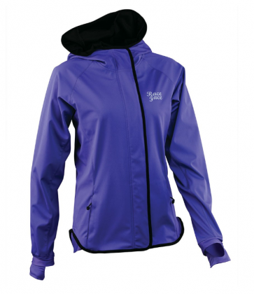 Race Face Scout Women Softshell Jacket Grape