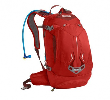 Camelbak HAWG NV hydration backpack Red