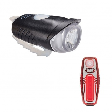 NiteRider Lightning Bug 150 and Sabre 35 Usb Light Set