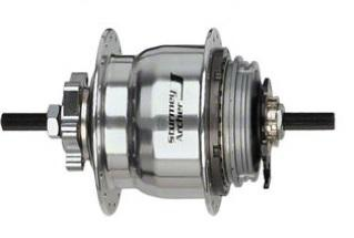 Sturmey Archer S80 XRK8 8 Speed Disc Hub - 127mm