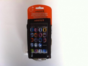 Ibera iphone 4 smartphone case with bicycle bike mount IB-PB6