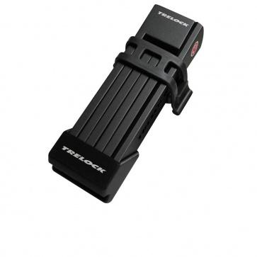 Trelock Folding Lock FS 200-100 Two Go L Black