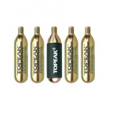Topeak 16g Threaded CO2 Cartridge TCOT-5
