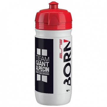 Elite Corsa Water Bottle 550ml - Giant Alpecin