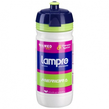Elite Corsa Water Bottle 550ml - Lampre Merida