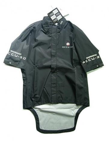 Shimano Accu-3D Rain Jacket Short Sleeves