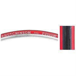 Hutchinson Fusion 3 Protech Tire 700x23 Red