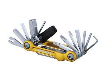 Topeak Mini 20 Pro Bike Multi Tool Gold Kit