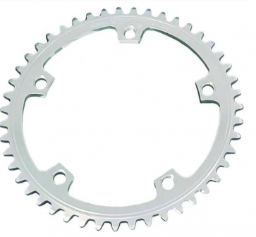 Sugino Track 144mm 49t Chainring Silver