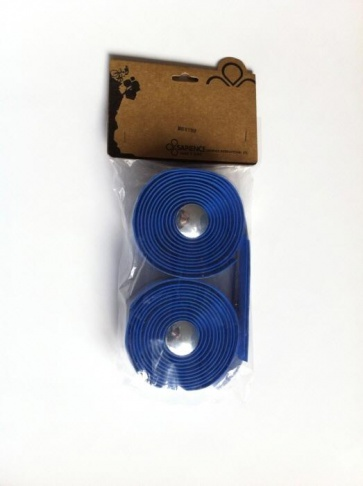 Sapience road bicycle cycling handle bar tape Eva Cork blue