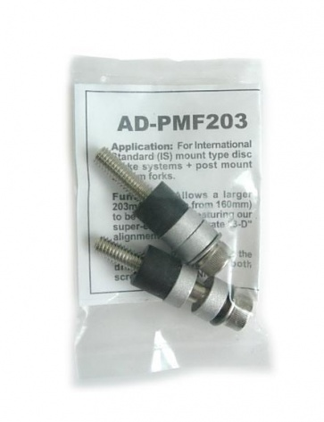 a2z AD-PMF203 Post Mount IS caliper adaptor
