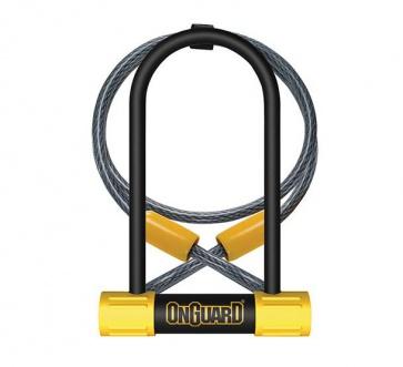 Onguard 8015M Bulldog Medium DT U-Lock 90x175mm 13t
