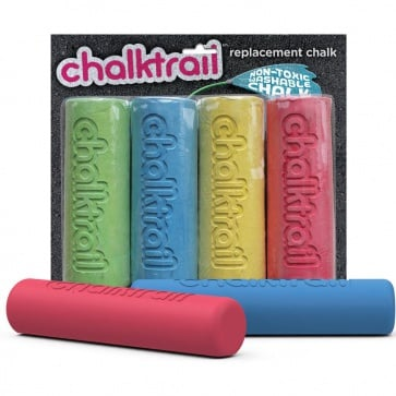 CHALKTRAIL REPLACEMENT CHALK (4-PACK)