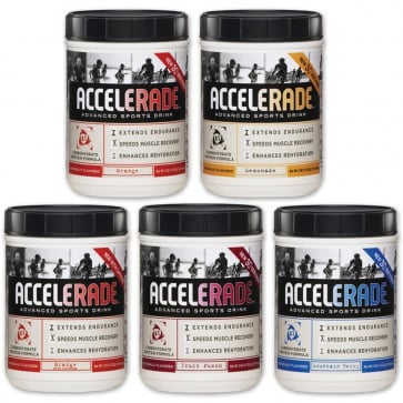 Accelerade Mountain Berry 30 Serving Canister