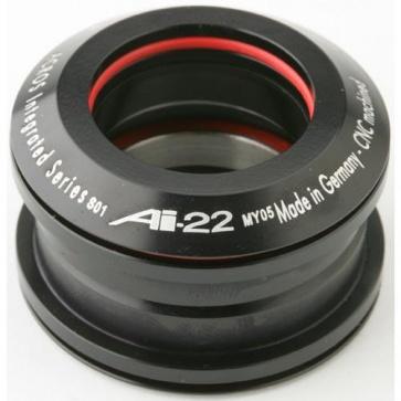 "Acros AI-22 bike bicycle semi integrated headset 1 1/8"""
