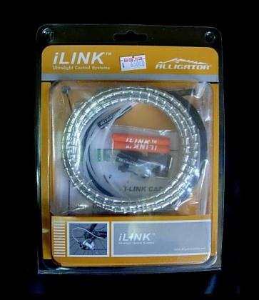 Alligator I-Link bicycle V brake cable 150cm Silver