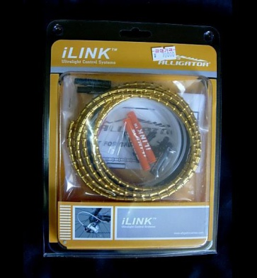 Alligator I-Link bicycle V brake cable 150cm Gold