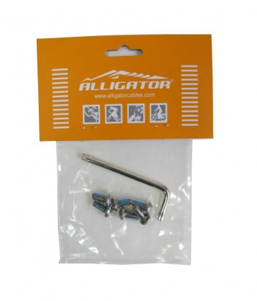 Alligator TX25 Rotor Fixing Bolts Set