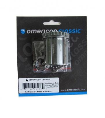 American Classic FreeHub Body Shimano 9 10 11