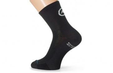 Assos FF1 evo7 Cycling Socks Black