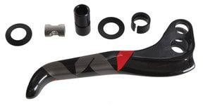 Avid Lever blade kit, 13+ XX - (black) carbon
