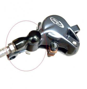 Avid Caliper Banjo Kit Elixir R CR CR Mag 9 7 XO