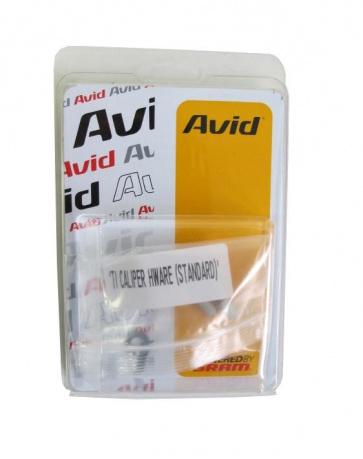 Avid Disc Brake Adapter HardWare Bolt Set Ti 00.5318.006.001