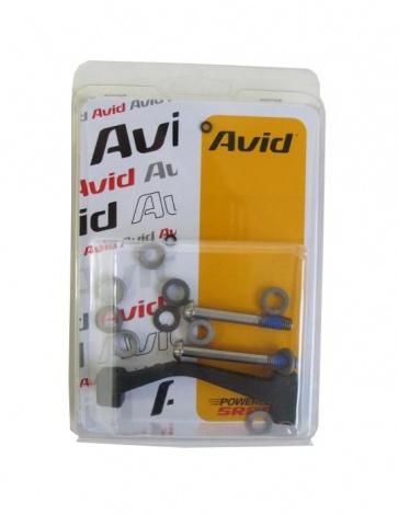 Avid Disc Brake Adapter Post 30mm CPS Ti Rear 170 XX
