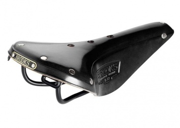 BROOKS B17 NARROW BICYCLE SADDLE CYCLING SEAT BLACK