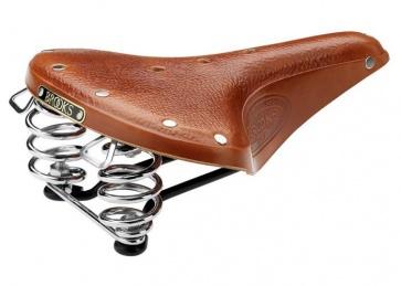 BROOKS B67 S SADDLE BICYCLE SEAT BIKE CYCLING HONEY