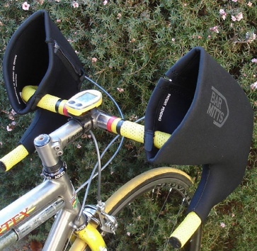 BAR MITTS EXTERNAL CABLE ROUTING SHIMANO LG