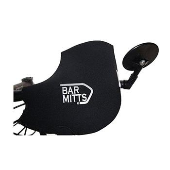 Bar Mitts Flat Bar Mountain Bar End Mirror XL
