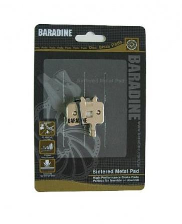 Baradine Avid Juicy Sintered Metal Disc Brake Pads