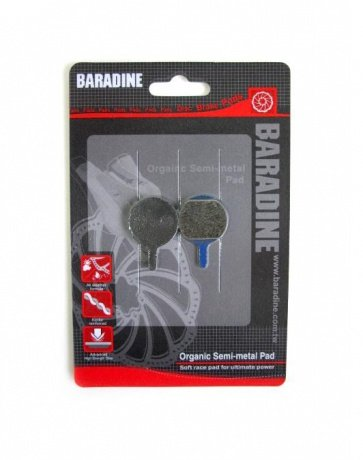 Baradine Magura Louise Clara 2000 organic disc brake pads shoes