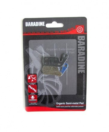 Baradine magura marta SL organic disc brake pads shoes