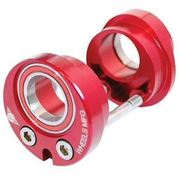 Wheels MFG Eccentric Bottom Bracket For PF30 Shimano Cranks