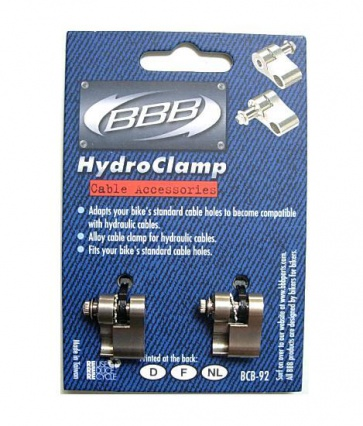 BBB BCB-92 Hydro Clamp Cable Holder