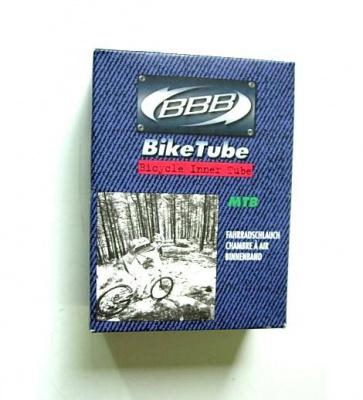 BBB Mountain BIke Inner Tube BTI-61 32-559 26x1.25inch