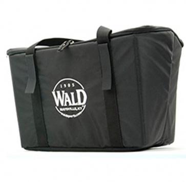 WALD 3133 INSULATED BASKET BAG, BLACK