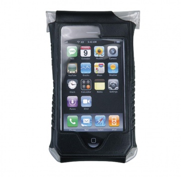 TOPEAK DRYBAG FOR IPHONE 4 BLACK