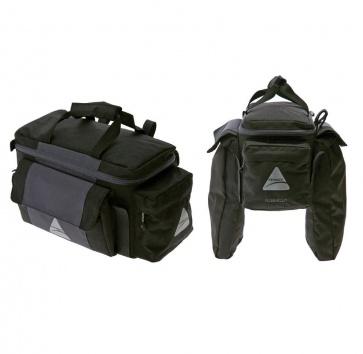 AXIOM ROBSON LX TRUNK BAG BLACK/GREY