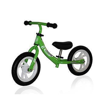 Kinderbike E Series 2014 Green Child Bike Pedaless