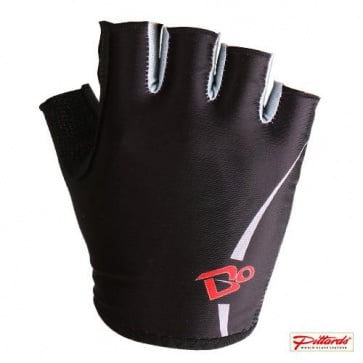 Bike-on GB-S10 Pittards Gel Cycling Gloves Short Finger black