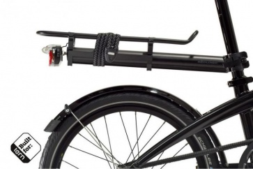 BioLogic Portage Postrack Bicycle Seat Post Rear Rack
