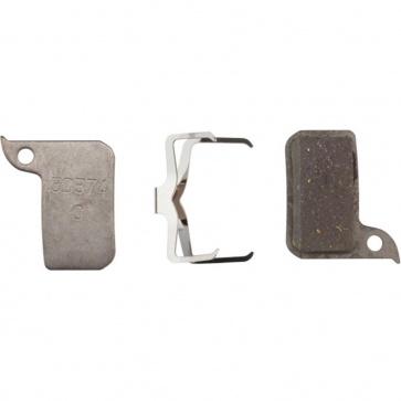 SRAM ROAD METALLIC DISC PADS STEEL BACKED w/ PIN
