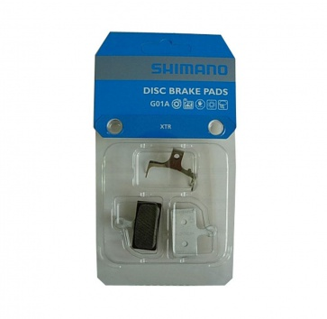 SHIMANO BR-M985 G01A RESIN PAD & SPRING